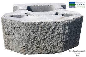 keystone retaining wall block