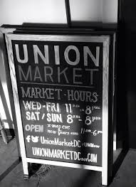 Washington travel log images Great eat and shop markets union market in washington dc jpg