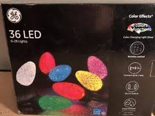 ge color effects led color changing christmas lights ge 36 g 28 led lights color changing lightshow remote control 40