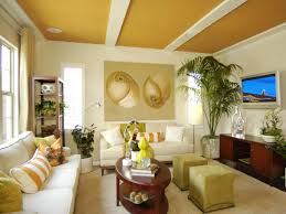 Paint Ideas For Living Rooms by Great Ideas For Upgrading Your Ceiling Hgtv U0027s Decorating