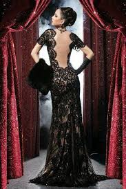 black lace wedding dress u2013 true romance weddings