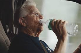 The Best In Advertising  Design  amp  Digital   Creativity Online An Octogenarian EMT Is the Star of Poland Spring     s Latest Ad