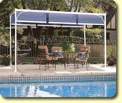 Sun Awnings For Decks Outdoor Sun Shade Free Standing Awning Shadetree Canopies