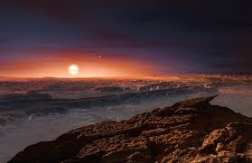 New planet found orbiting proxima centauri