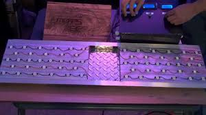 led aquarium lights for reef tanks d i y cree led reef light part 1 youtube