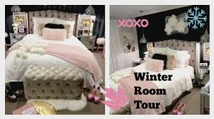 Fashion Bedroom Glam Master Bedroom Tour Winter 2017 Youtube