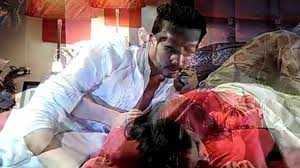 hot bedroom scene in tv show nagin colors tv shivaniya and ritik hot bedroom scene in tv show nagin colors tv shivaniya and ritik on location back stage video dailymotion
