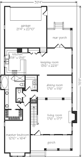 House Plans With Keeping Rooms Fairfield Place Sullivan Design Company Southern Living House