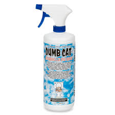dumb cat anti marking u0026 cat spray remover