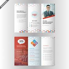 commercial cleaning brochure templates clean tri fold brochure template design vector premium