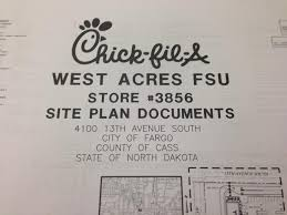 Fargo Open Friday After Thanksgiving A Look Inside Fil A S Plans For New Fargo Chicken Joint