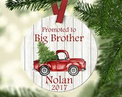 big brother ornament etsy