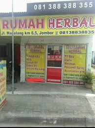 rumah herbal hai jogja