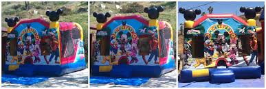 mickey mouse clubhouse bounce house kid s jumper rentals brian s jumper service san diego ca