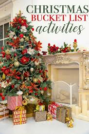 9 christmas bucket list activities simply stacie