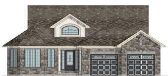 side split house plans custom house plans sidesplit plan hst building plans