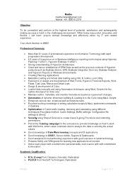 Resume Sample Profile Summary by Profile Summary In Resume For Freshers Resume For Your Job
