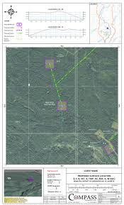 750 Meters To Feet by Mapping U0026 Gis Compass Geomatics Ltd