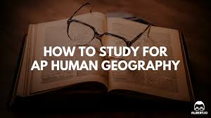 how to study for ap human geography albert io
