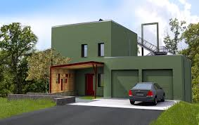 modern house garage simple modern house designs and floor plans virtual house design