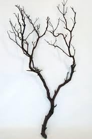 artificial manzanita branches wedding tips and inspiration