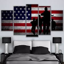 American Home Decor Online Get Cheap Framed American Flag Aliexpress Com Alibaba Group
