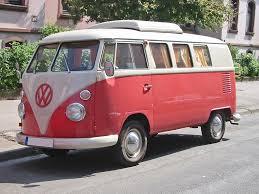 pink volkswagen van vw bus history photos on better parts ltd