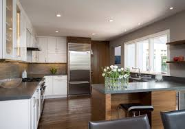 Interior Kitchen Decoration by Barbra Bright Design