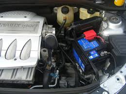 renault clio v6 engine bay espace v6 airbox is now fitted cliosport net