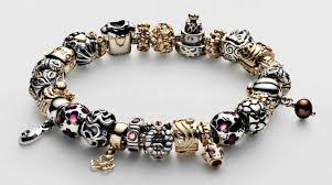 charm bracelet charms white gold images White gold charm bracelet pandora gold bracelet diamantbilds jpg