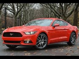 review of 2015 ford mustang 2015 ford mustang start up and review 3 7 l v6