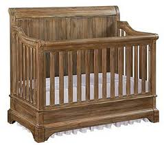 Toys R Us Convertible Cribs Bertini Pembrooke 5 In 1 Convertible Crib Rustic