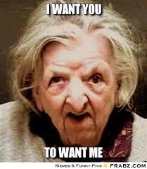 Granny Meme - i want you granny meme generator captionator