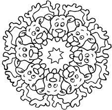 30 mandala images mandala coloring pages free