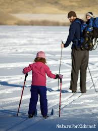 3 tips for teaching kids to cross country ski nature for kids