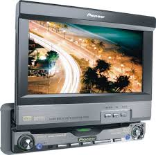 pioneer avh p6600dvd dvd cd mp3 receiver with 6 5