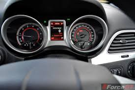 Fiat Freemont Specs Fiat Freemont Review 2013 Fiat Freemont Lounge Instruments