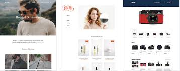 the best 5 free shopify themes for every online store sellbrite