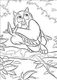 owl coloring pages preschool printable free free coloring book