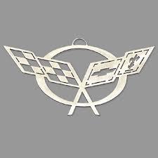 c4 corvette emblem c4 c5 c6 corvette 1984 2013 corvette emblem ornaments