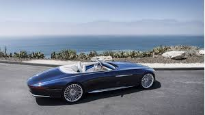 convertible mercedes the new mercedes maybach concept is a 20 foot long convertible