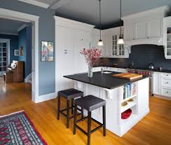 ge slate appliances kitchen farmhouse with basket counter stool