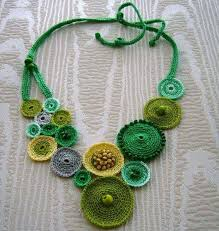 crochet necklace images Crochet necklace ideas 1001 crochet jpg