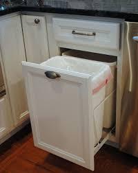 kitchen trash can storage cabinet trash can storage cabinet home design ideas