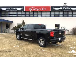 2006 Dodge 3500 Truck Accessories - raven truck accessories install shop