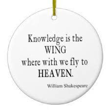 william shakespeare quotes tree decorations ornaments
