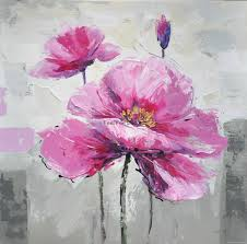 Decorative Paintings For Home Modern Home Decorative Floral Oil Painting Picture On Canvas