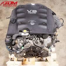 nissan cima nissan cima vk45 4 5l v8 engine u0026 transmission jdmdistro buy