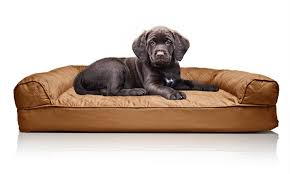 Tempur Pedic Dog Bed 76 Off On Sofa Style Orthopedic Pet Bed Groupon Goods