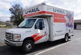 truck van 15 u0027 u haul truck video review rental box van rent pods how to